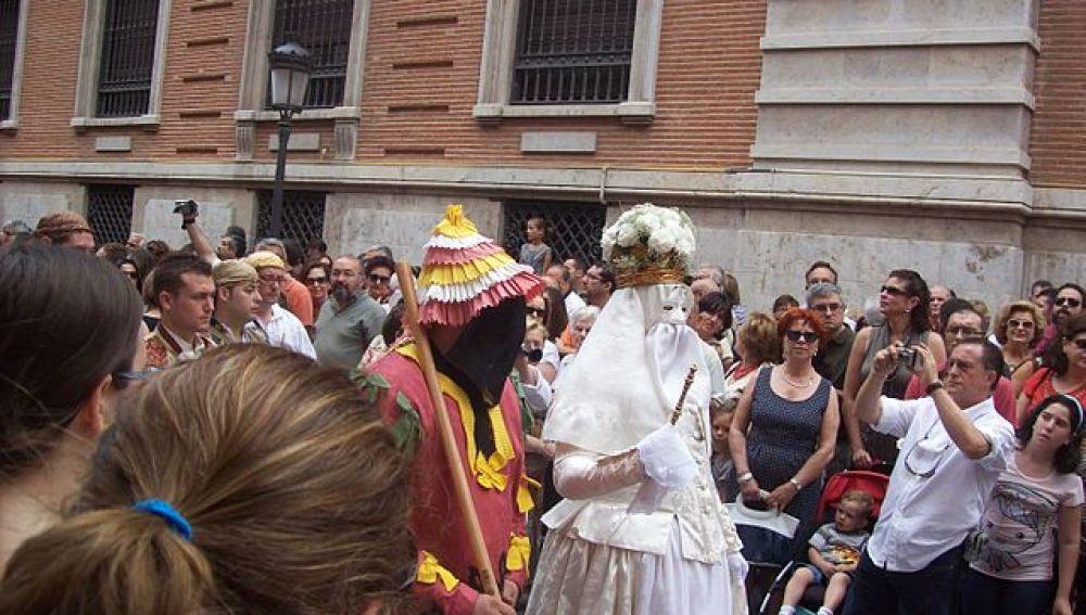 La 'Moma' por las calles de Valencia