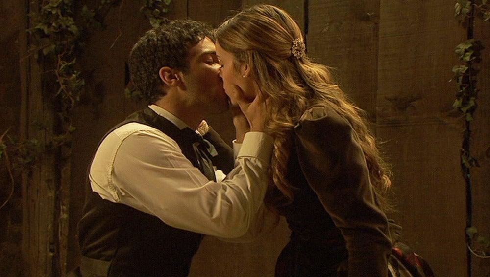 Reconciliación amorosa entre Juan y Soledad