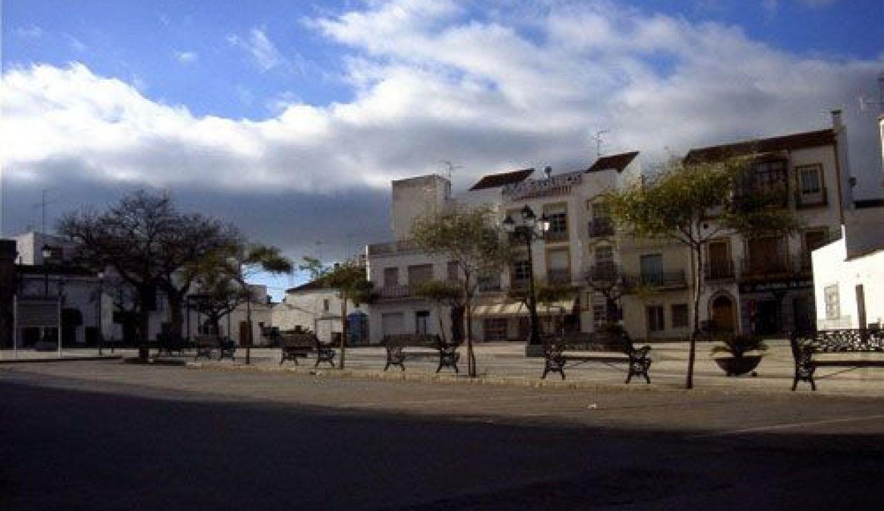 Plaza de Los Santos de Maimona