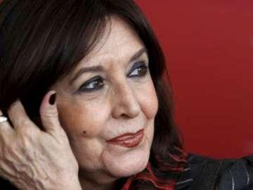 Imagen de archivo de la actriz Concha Velasco.
