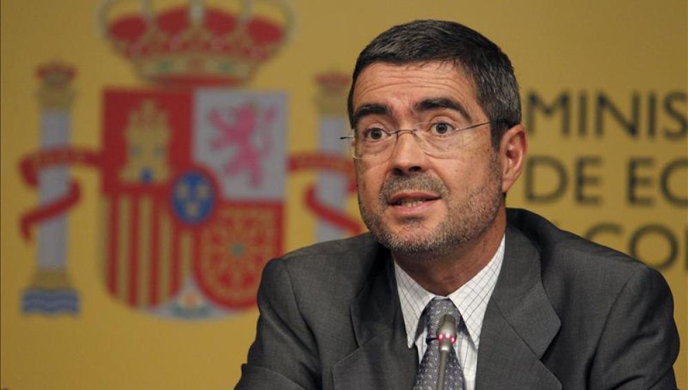 Fernando Jiménez Latorre, secretario de Estado de Economía