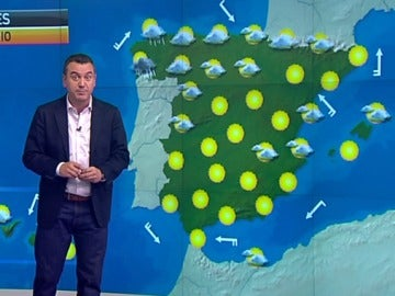 La previsión del tiempo (13-06-2012) Mediodía