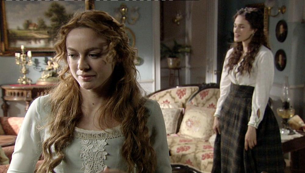 Jimena anuncia a Sara que se casará con Jairo