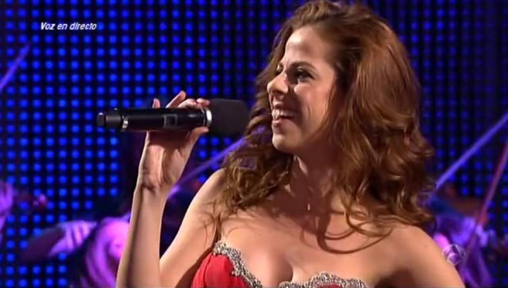 Pastora Soler en El Número 1