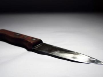 Imagen de archivo de un cuchillo