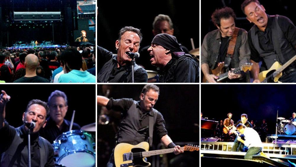 Repasa las curiosidades más divertidas del concierto de Bruce Springsteen en Madrid