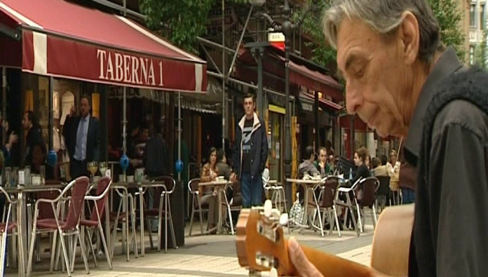 Bilbao pone reglas para sus músicos callejeros