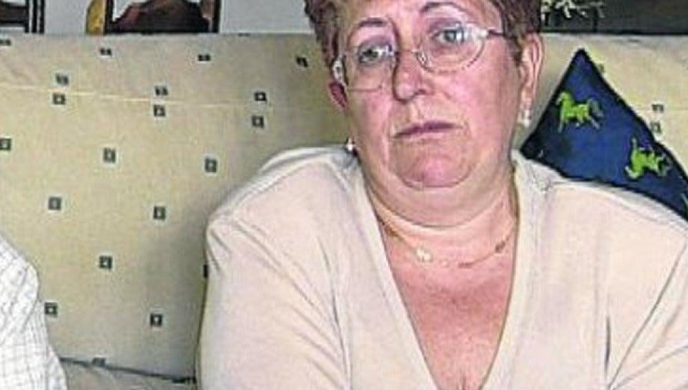 Nuria Manzanares, madre de dos víctimas de ETA