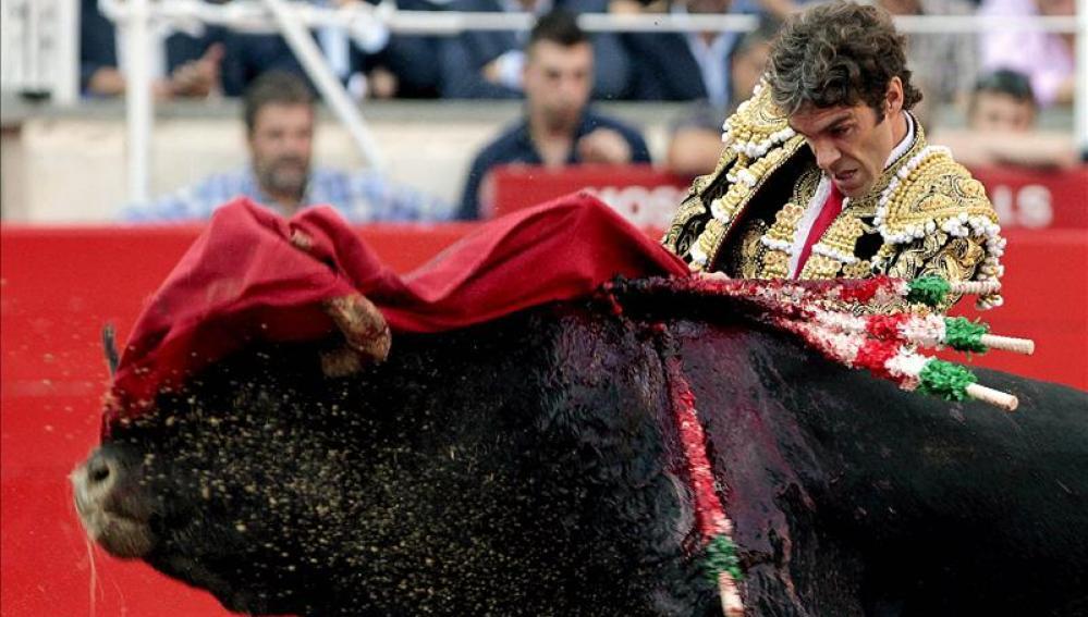 José Tomás, otra vez epicentro del toreo