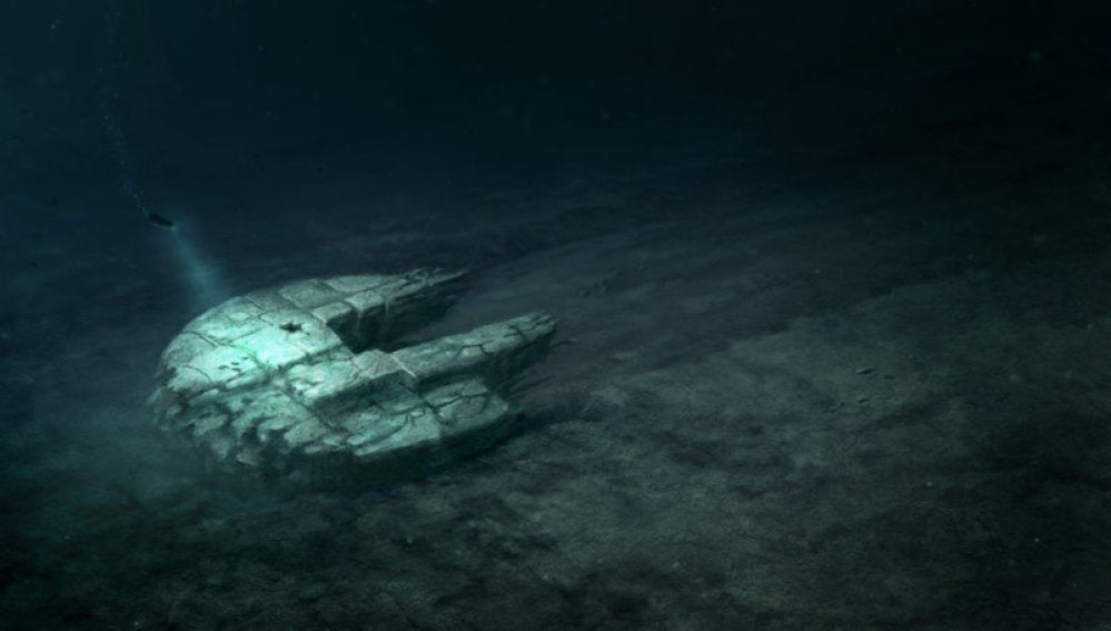 Objeto no identificado en el fondo del Báltico