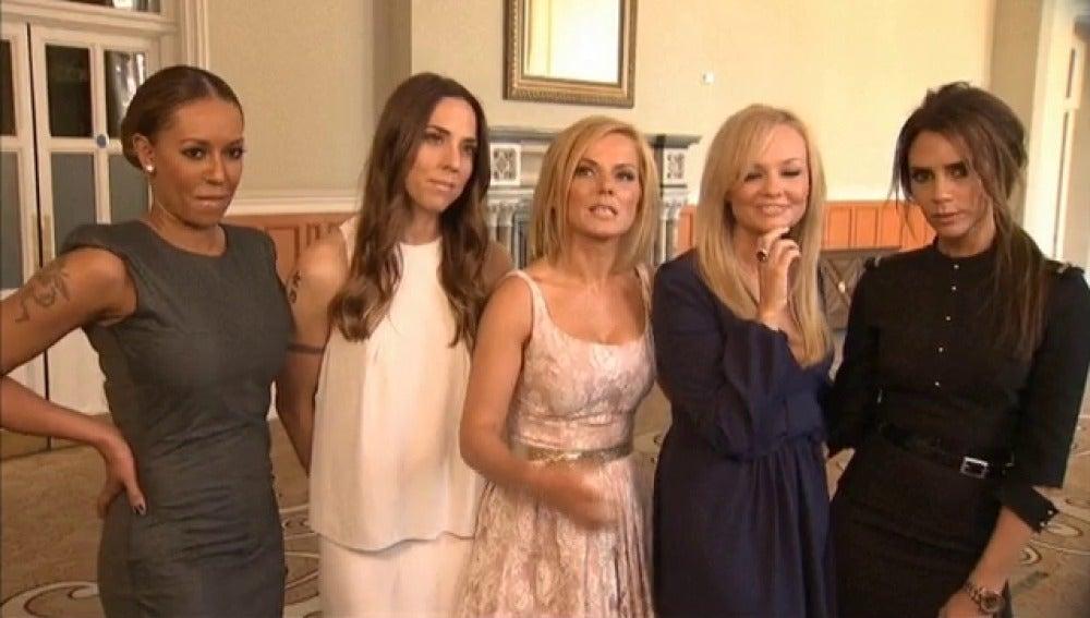 Las 'Spice Girls'