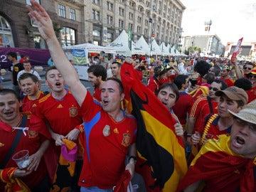 Aficionados españoles