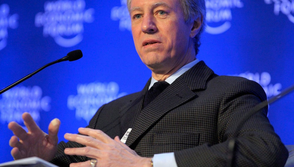 Dimite el presidente de Barclays