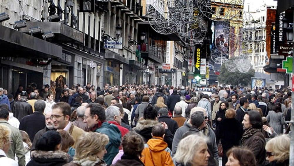 Comercios en Madrid