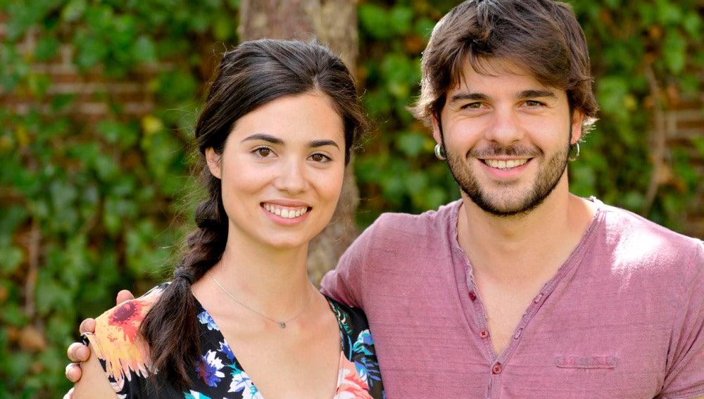 Loreto Mauleón y Jordi Coll serán María y Gonzalo