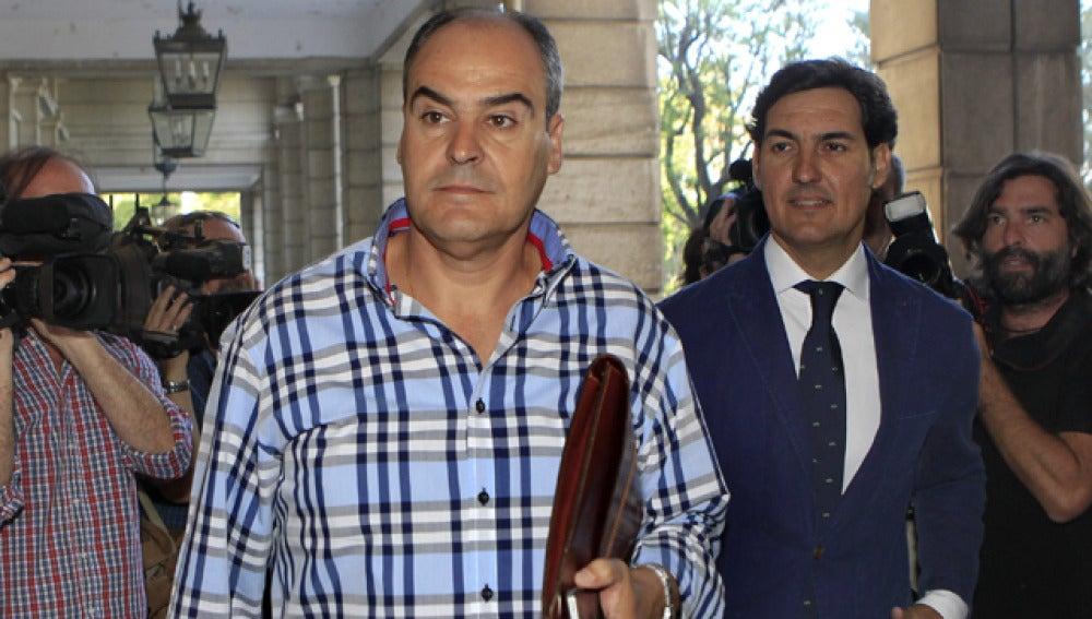 El ex director general de Trabajo de la Junta de Andalucía, Juan Márquez