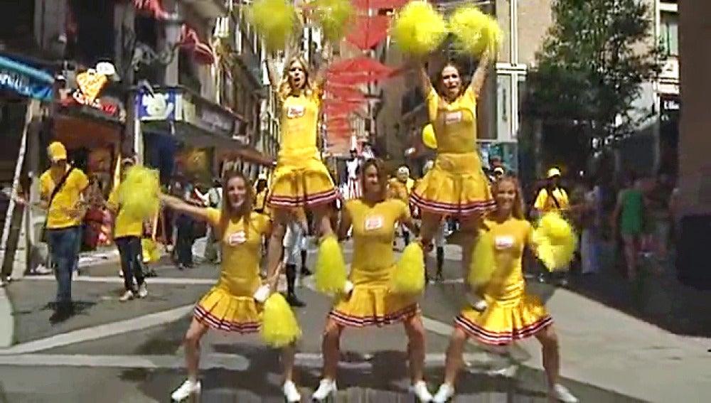 Desfile Día de la Independencia en Madrid