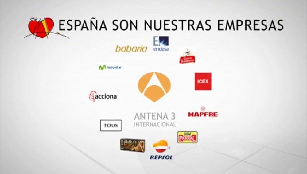 España son nuestras empresas