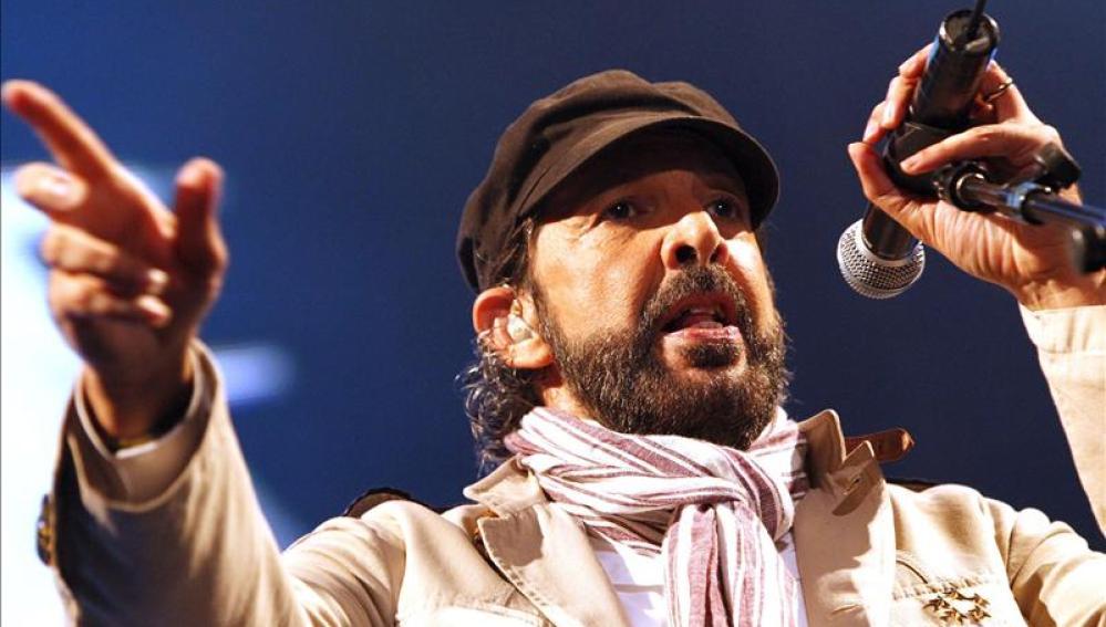 Miles de canarios bailan a son de Juan Luis Guerra
