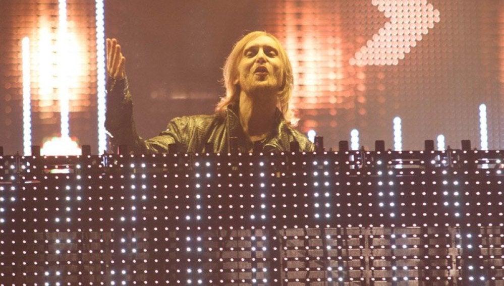 David Guetta hizo vibrar a la ciudad del rock