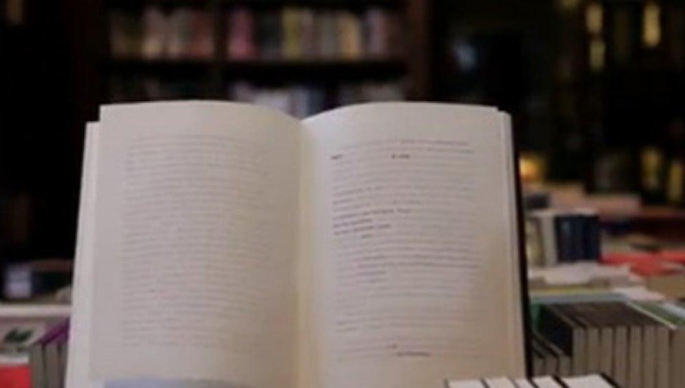 El libro que desaparece