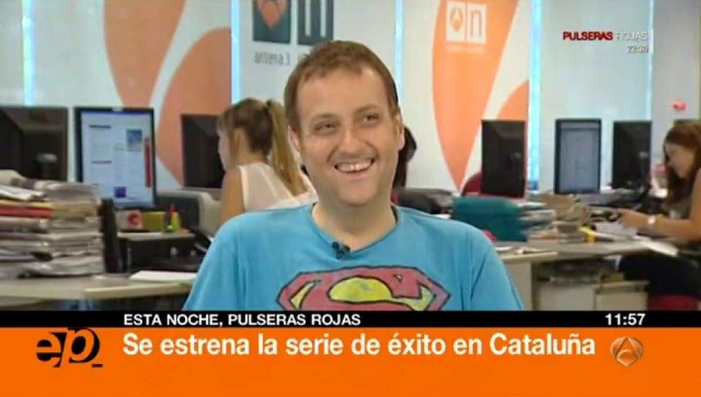 Antena 3 tv albert espinosa hoy es uno de los d as m s for Antena 3 espejo publico hoy