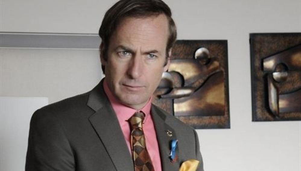 Saul Goodman el abogado de Breaking Bad