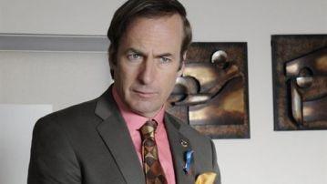 Saul Goodman el abogado de Breaking Bad