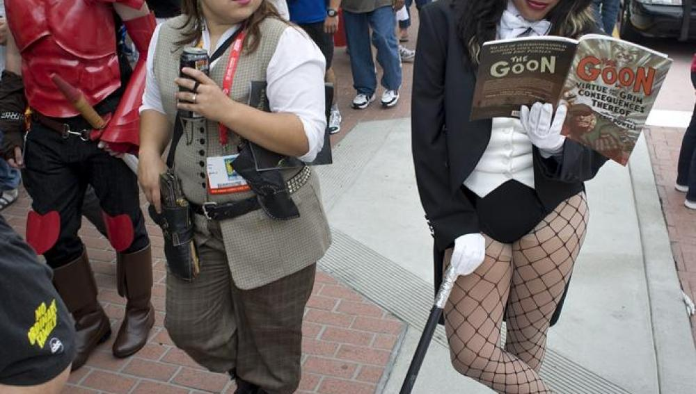 Comic-Con Fans