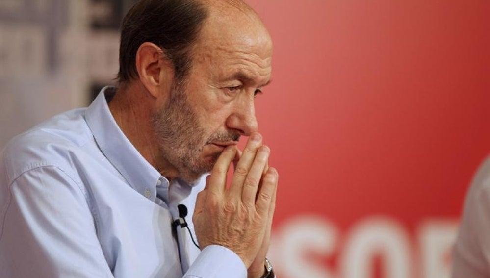 Rubalcaba asegura que España está ahora peor