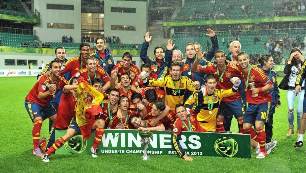 España continúa la leyenda