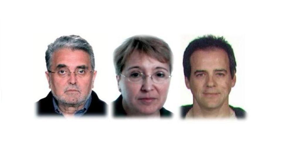 Detenidos tres miembros del GRAPO