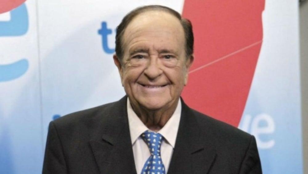 Uribarri, en una aparición en TVE