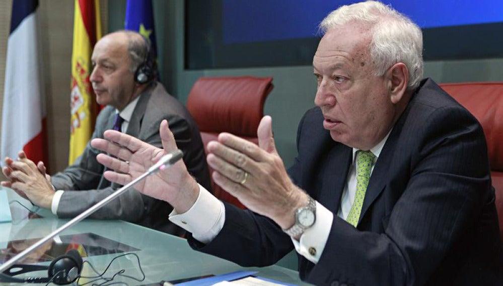García-Margallo, ministro de Asuntos Exteriores