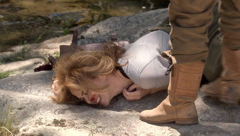 Malpartida golpea a Sara