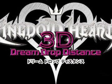 Sale a la venta el esperado juego Kingdom Hearts Dream Drop Distance para Nintendo 3DS.