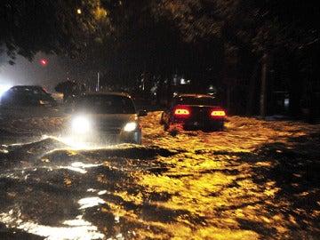 Graves inundaciones en China
