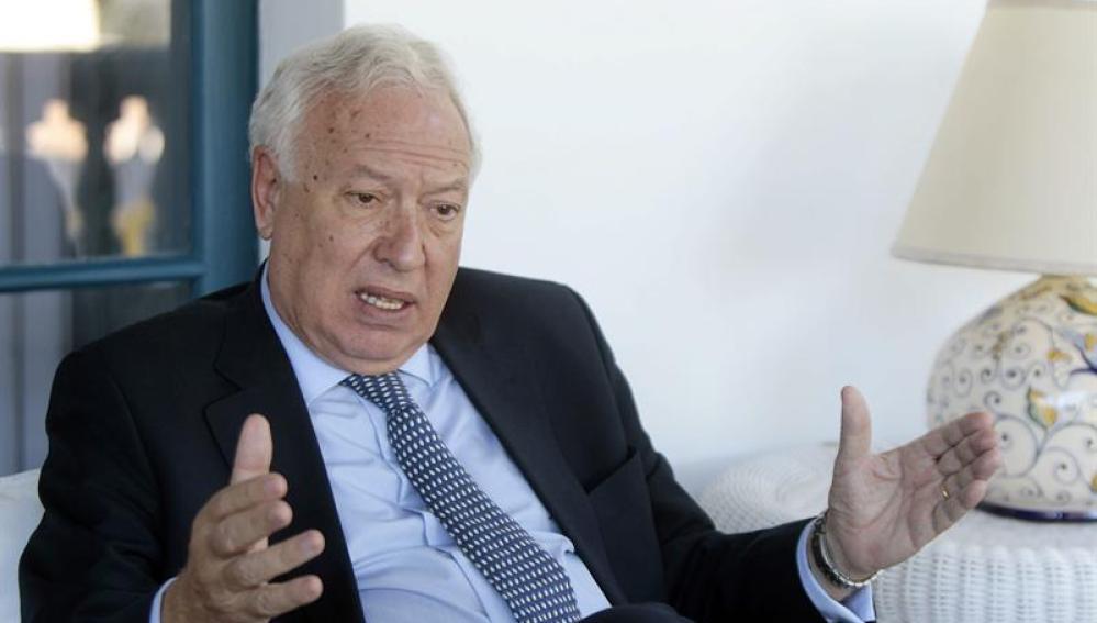 El ministro de Asuntos Exteriores de España, José Manuel García-Margallo