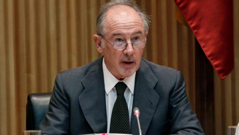 Rodrigo Rato comparece en el Congreso