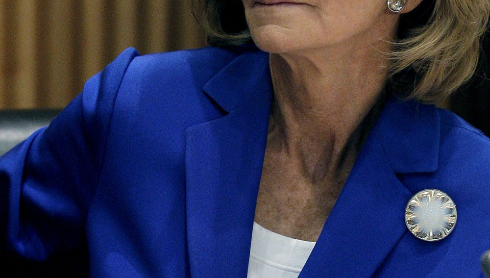 Elena Salgado comparece en La Comisión de Economía del Congreso