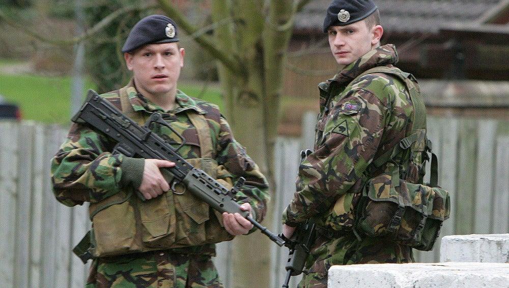 Tres grupos disidentes se unen en Irlanda del Norte para crear un nuevo IRA