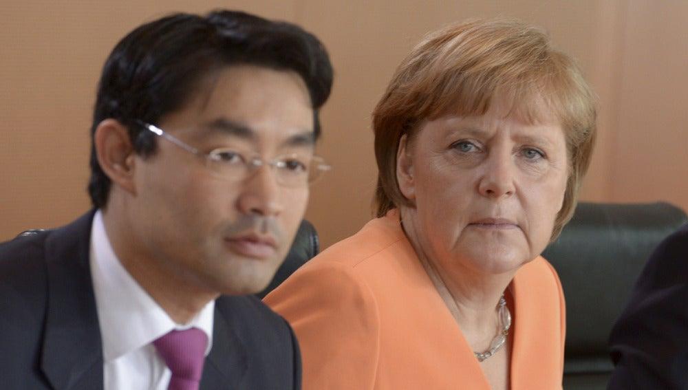 Philipp Rösler, Ministro de Economía alemán