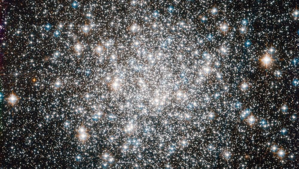 Messier 68, una burbuja plagada de estrellas