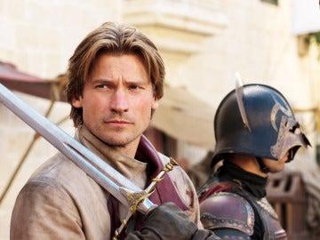 Jaime Lannister primer plano