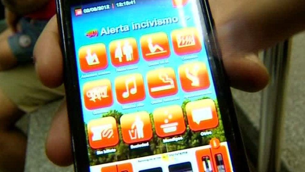 Denunciar comportamientos incívicos a través de nuestro teléfono móvil es posible en Cataluña