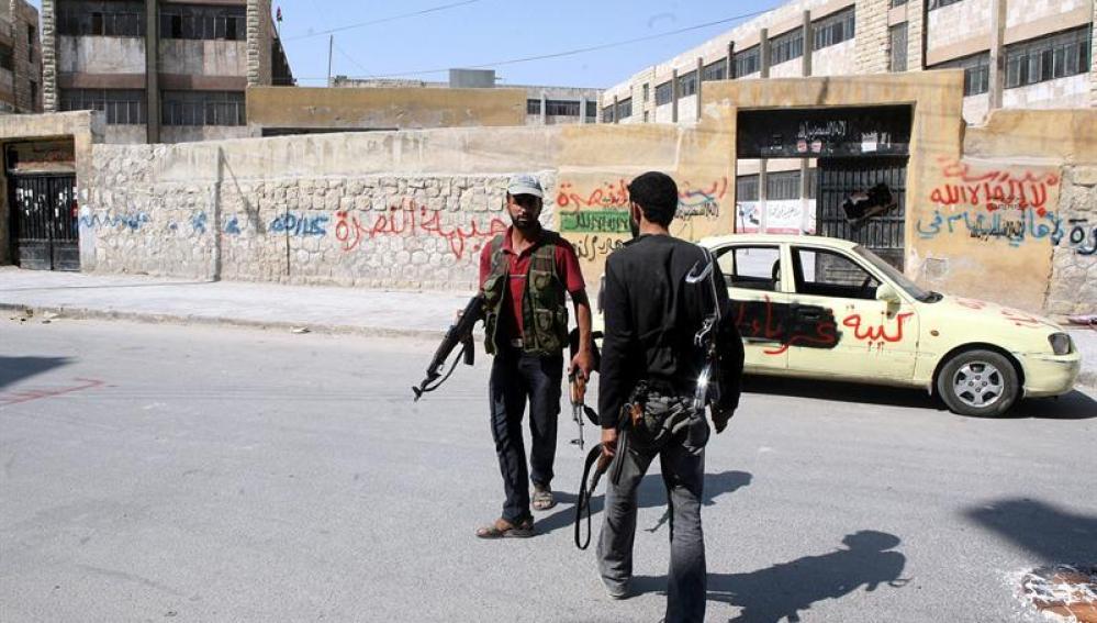 Continúan los disturbios en Alepo