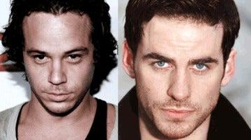 Los actores  Michael Raymond-James ('True Blood') y Colin O'Donoghe ('El Rito')