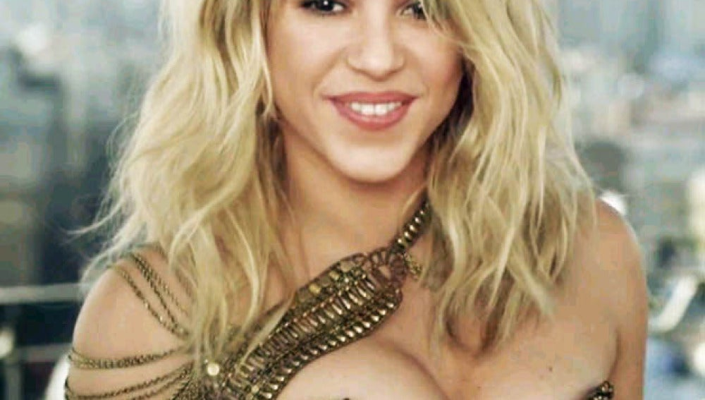 Shakira en el nuevo videoclip junto a Pitbull
