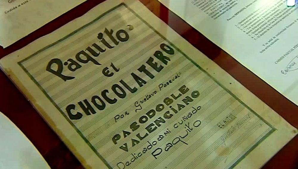 España rinde homenaje a paquito el chocolatero