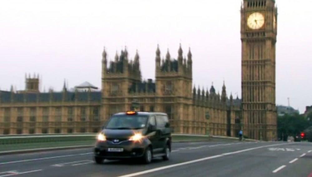 Taxi británico